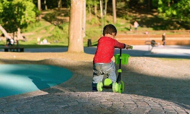 Hulajnogi dla dzieci - jaką wybrać?