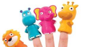 figurki zwierząt dla dzieci