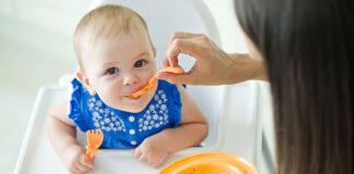 Pierwsza zupka niemowlaka. ABC rozszerzania diety