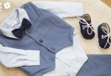 Jak ubrać chłopca do Chrztu