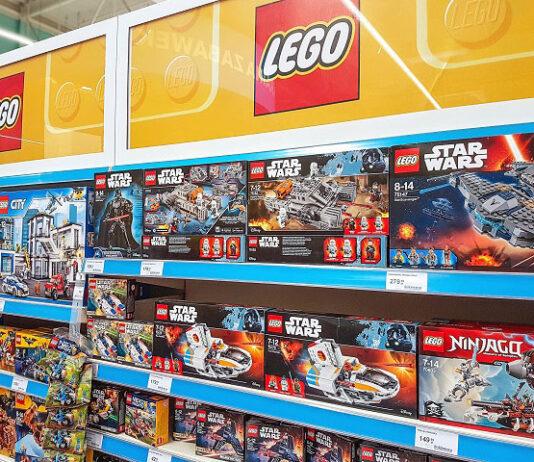 Jakie klocki Lego wybrać na prezent dla dziecka