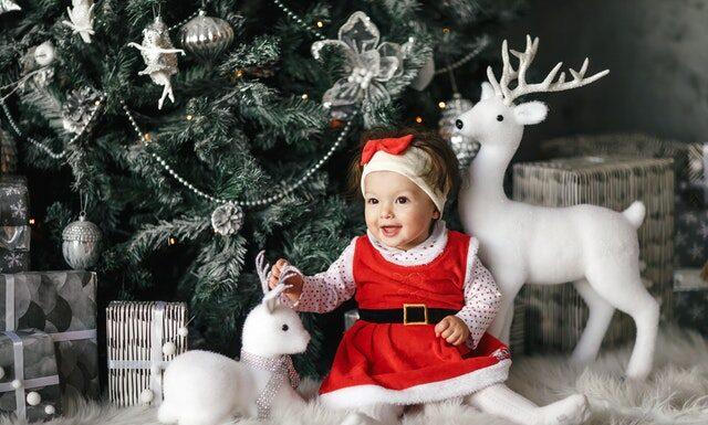 prezent dla dziecka pod choinkę